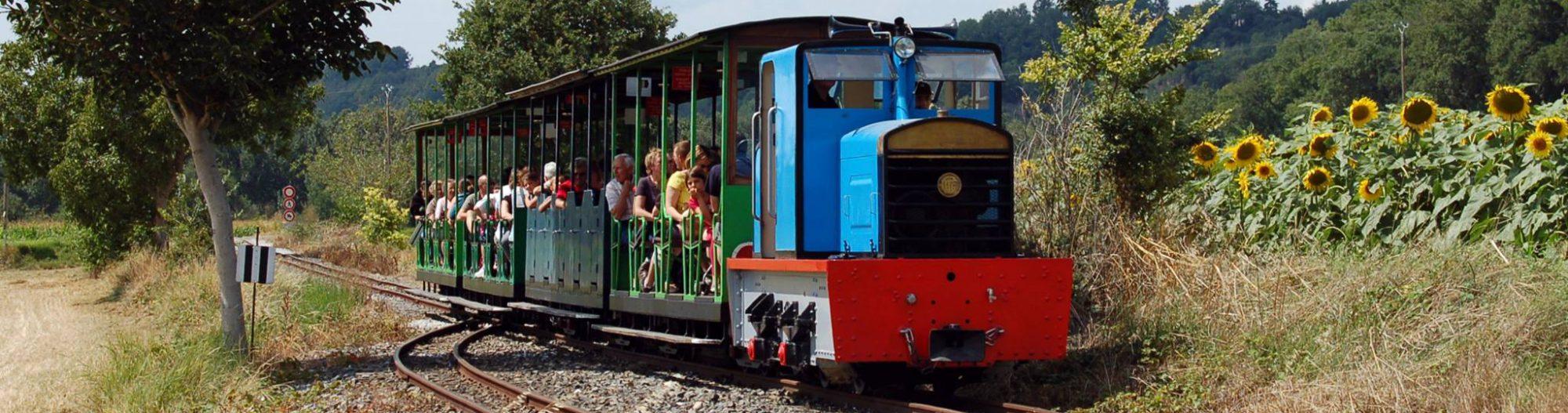 Chemin de fer touristique du Tarn musée du chemin de fer industriel